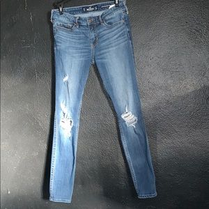 Size 5 Hollister jeans